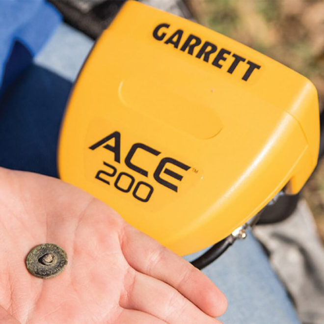 Garrett Ace 200 Dedektör Sistem Kutusu