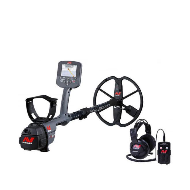 Minelab CTX 3030 Dedektör ve Kulaklık